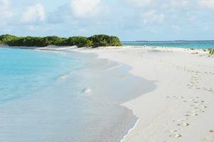 sandbank private beach for bikinis
