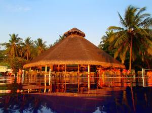 Ellaidhoo resort Ari Atoll  - where Sari and Ari chose to spend their honeymoon. Ari has a special meaning for them.
